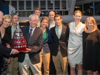 Sailors recognised in the Yachting Australia Awards 2014 - Sailing News