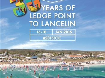 30th Ledge Point to Lancelin 25km Wind & Kitesurf Race! - Windsurfing News