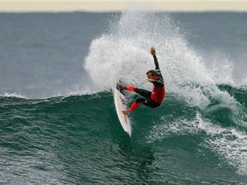 Taj Burrow is back in the lineup. - Surfing News