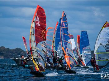 Steve Allens wins the 2015 Downunder Pro - Windsurfing News
