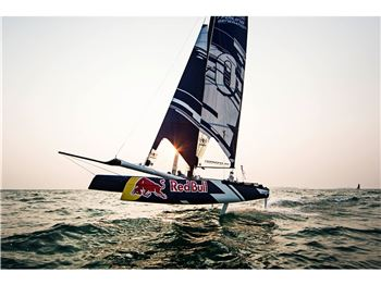 Red Bull's Foiling Generation - Sailing News