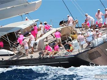 The worlds largest super yachts in St Barths - Sailing News