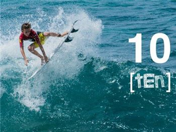 10 [ten] years old and shredding - Noa Dupouy - Surfing News