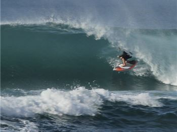 Keahi SUP Surfing the East Coast - Stand Up Paddle News
