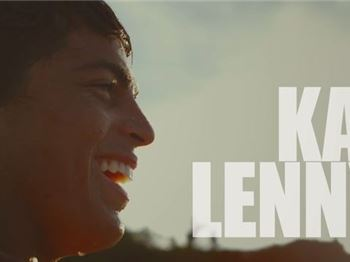 Behind the scenes - Lennys part in The Search for Freedom - Stand Up Paddle News