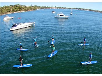 Work in the SUP industry in WA - Stand Up Paddle News
