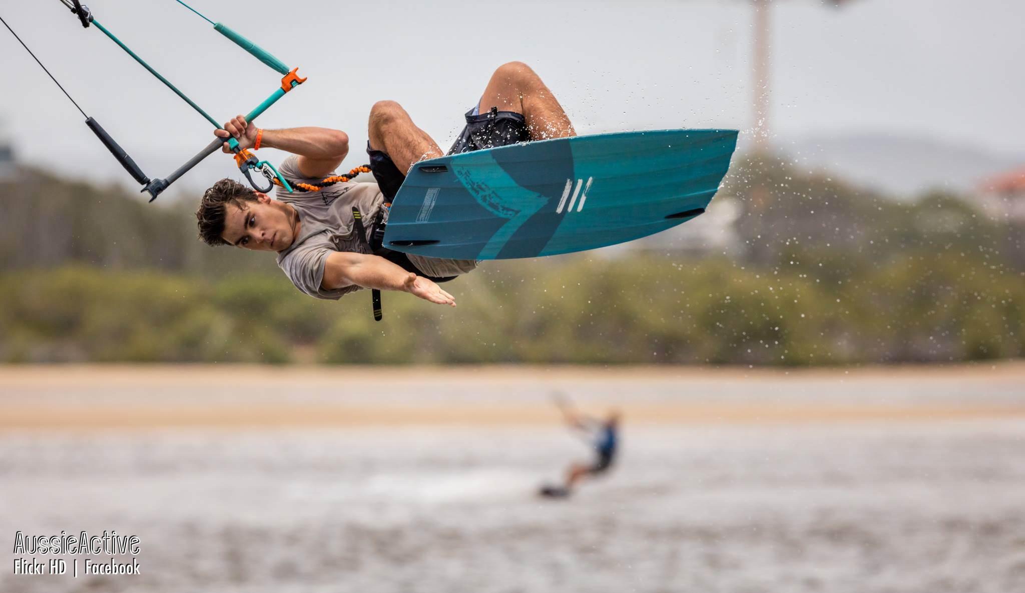 kitesurfing hookup
