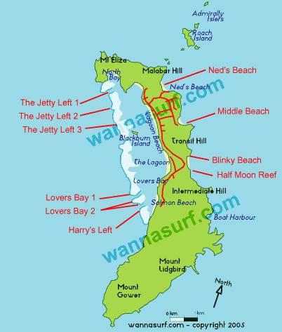 Norfolk Island Best Time To Go