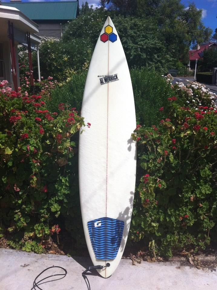 Shortboard Surfboard Second Hand Second Hand 6'9 Shortboard