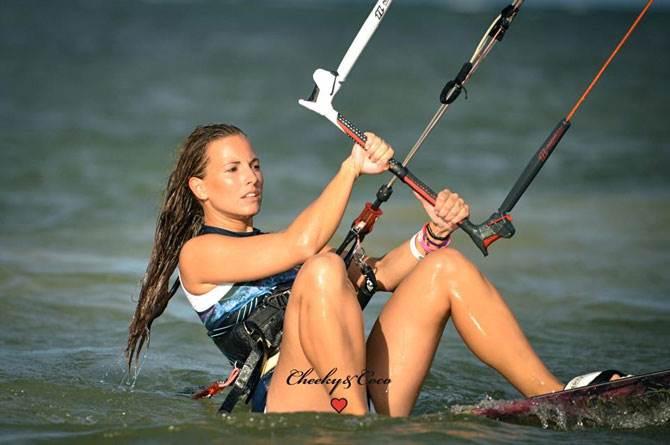 Beste Kitesurferinnen nackt — 4