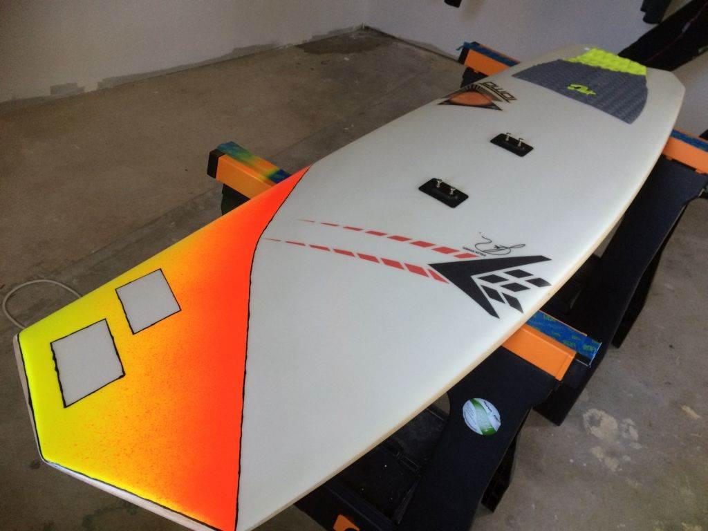 Firewire Vanguard Kiteboard | Kitesurfing Forums, page 1