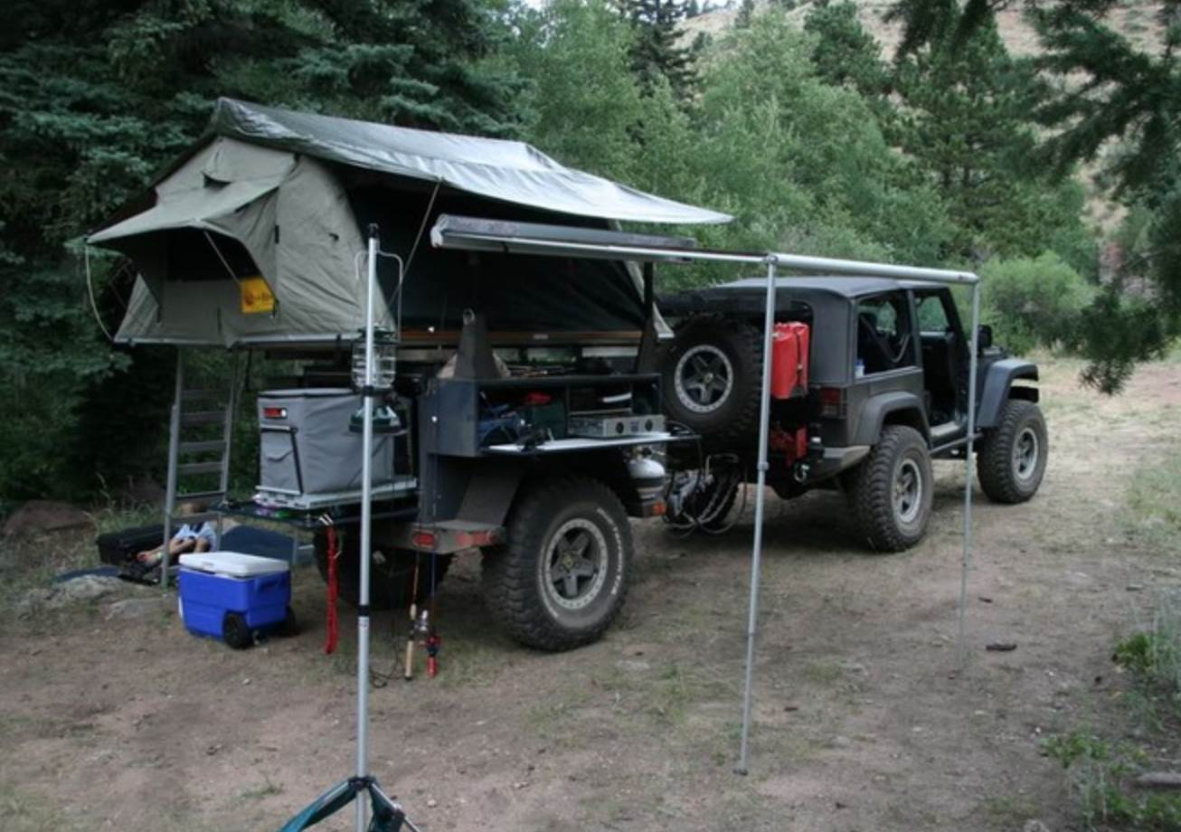 Arb Roof Top Tent Amp Trailer Kitesurfing Forums Page 1