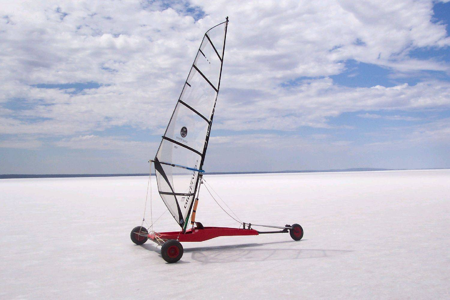 Wooden landyacht | Land Yacht Sailing Forums, page 1