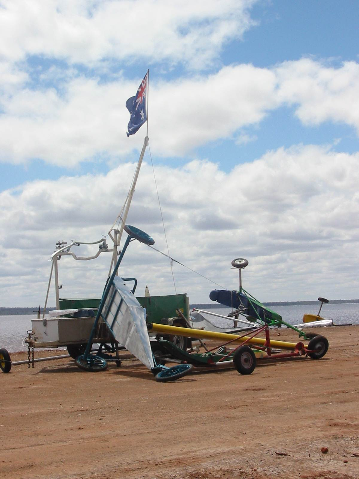 Land Sailing Trailers Land Yacht Sailing Forums Page 1