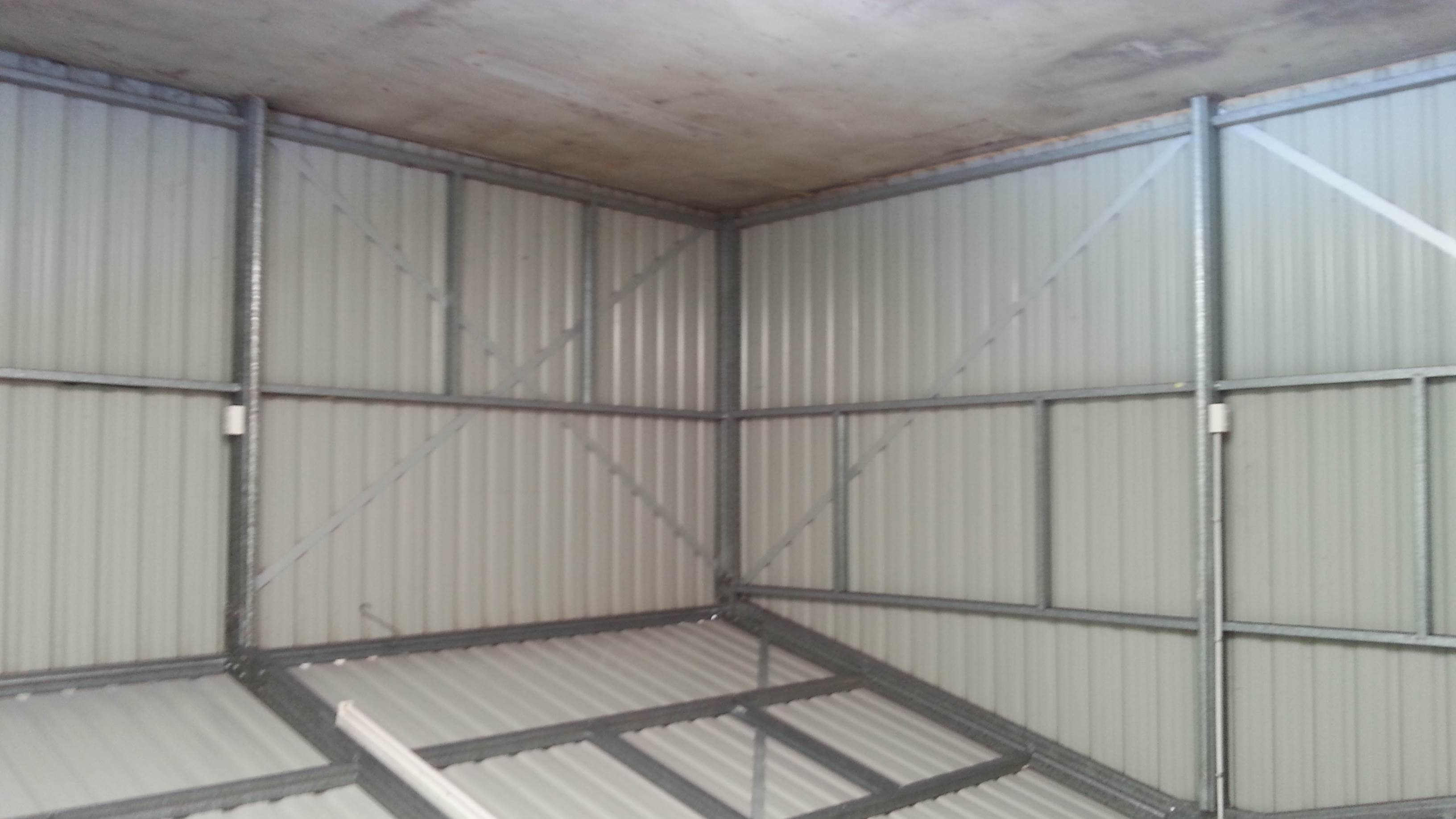 Steel Shed Insulation General Discussion Forums Page 1