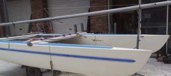 Electric Catamaran | General Discussion Forums, page 1