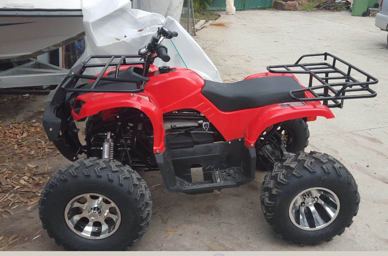 ATV front wheel conversion | General Discussion Forums, page 1