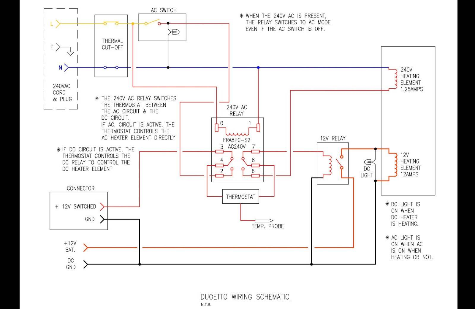 12v Hot Water System Sailing Forums Page 1 Heater Relaycar Wiring Diagram 8 Dec 2015 313pm