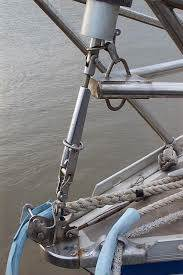 Permanent A Frame for mast raise/lower | Sailing Forums, page 1