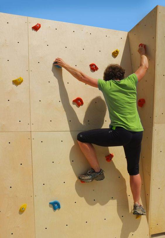 indoor wall climbing steps sailing forums page 1