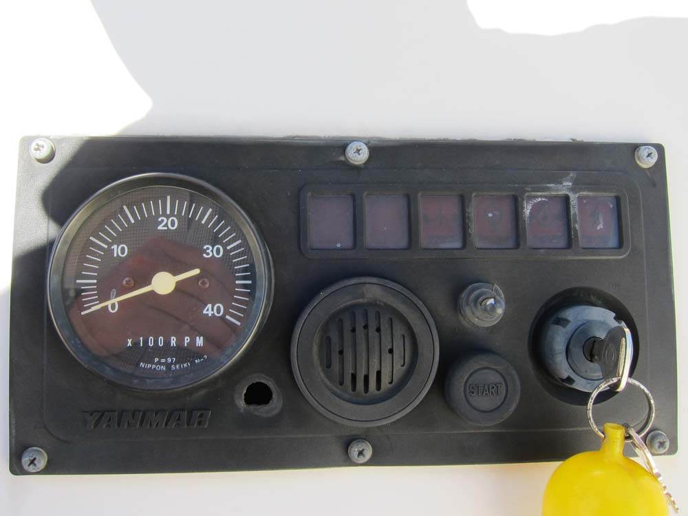 Yanmar Ignition Switch Sailing Forums Page 1