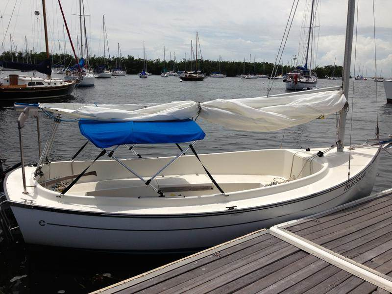 Maine Cat Sailboat For Sale