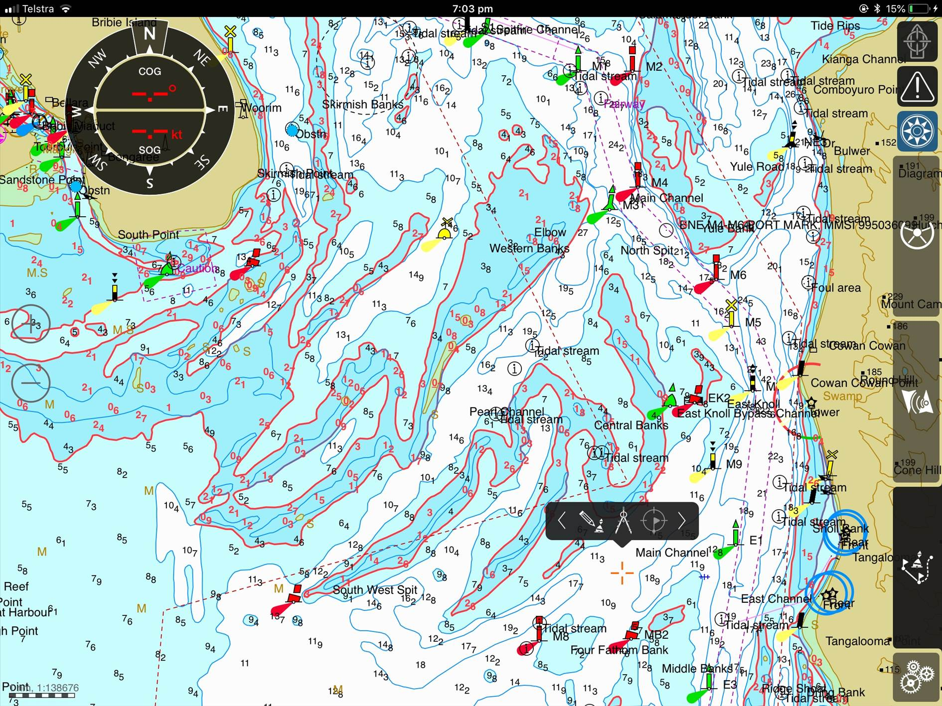 Navionics or something better | Sailing Forums, page 1