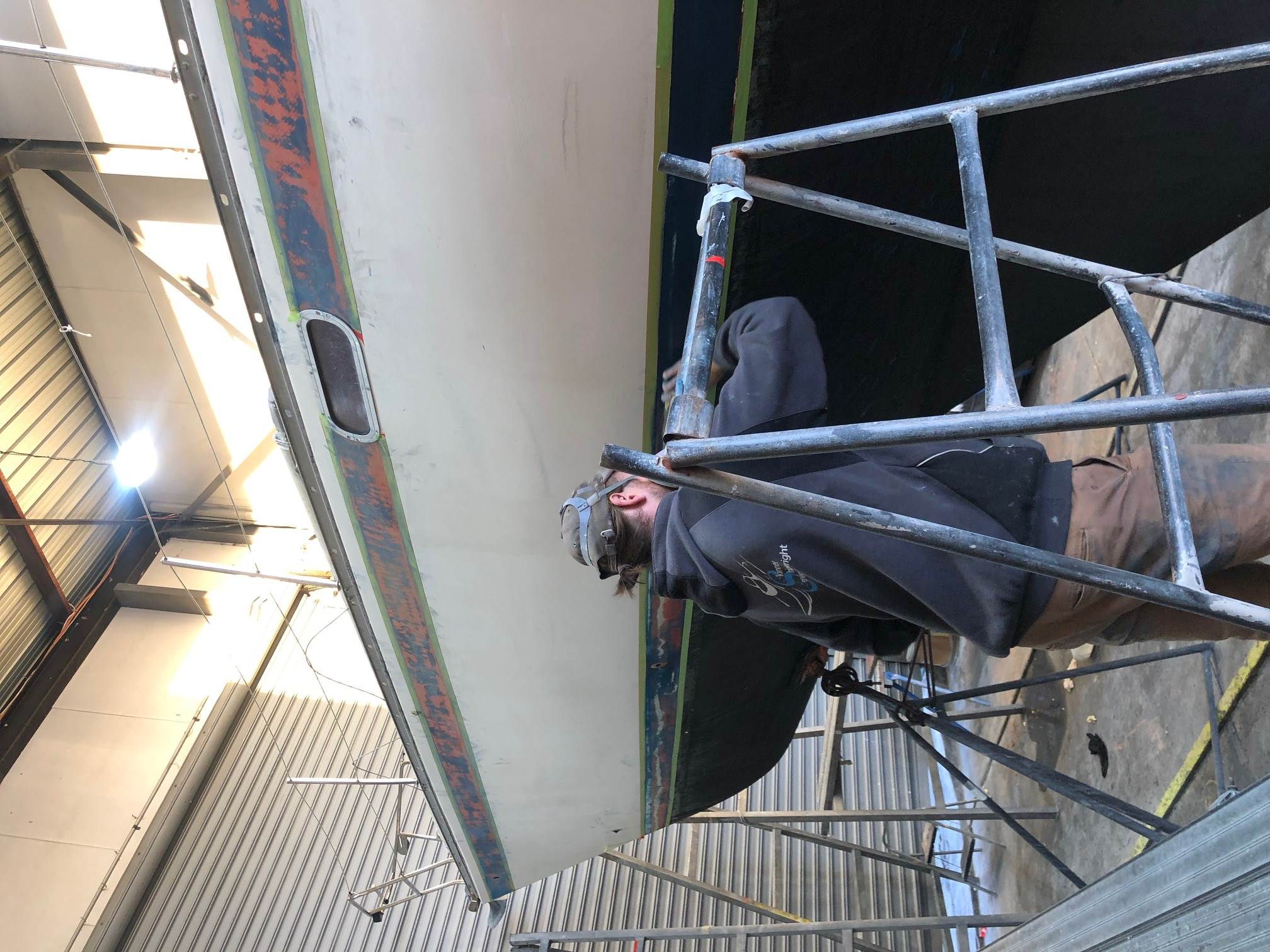 What did you do to your sailing boat today ? | Sailing Forums, page 155