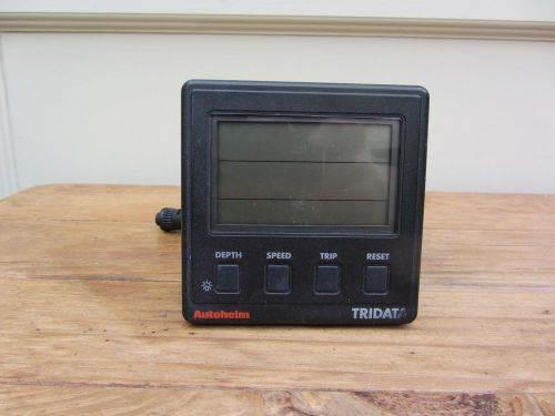 Autohelm St50 Tridata Head