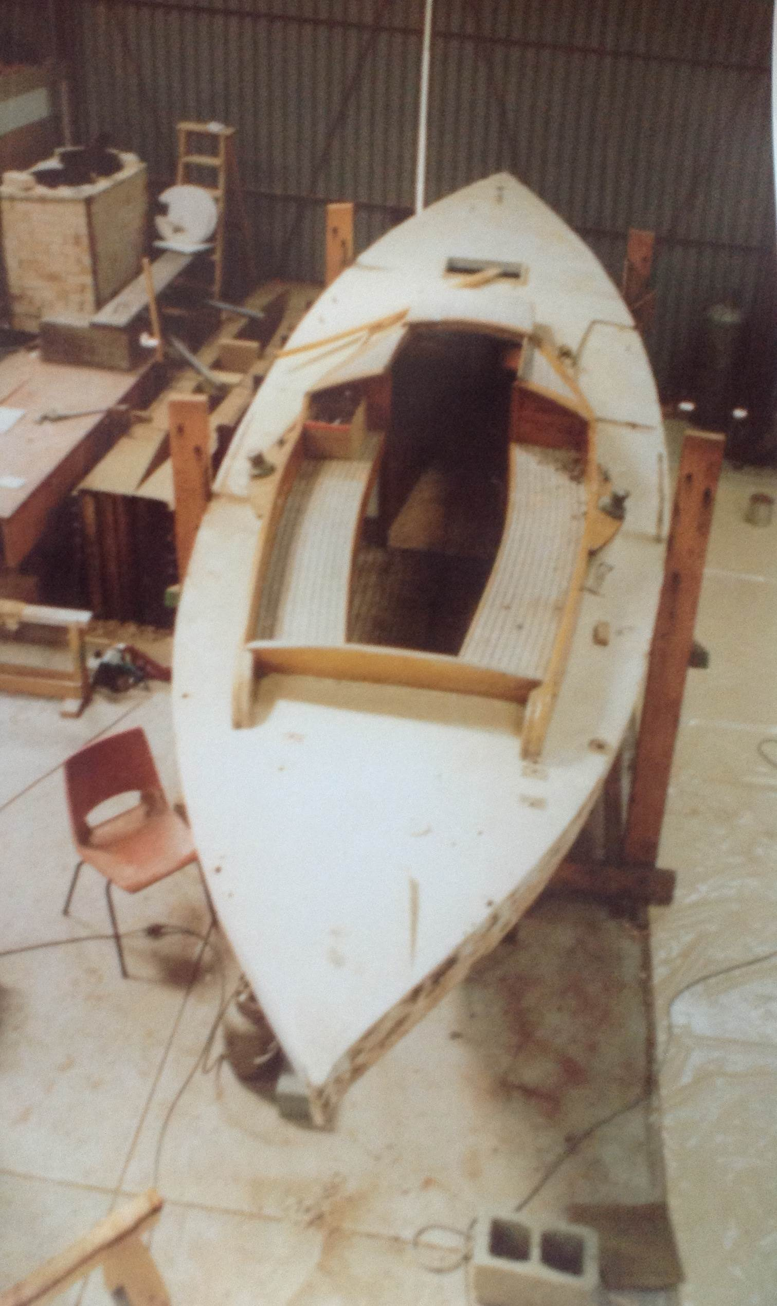 Old Boat To New Sailing Forums Page 1