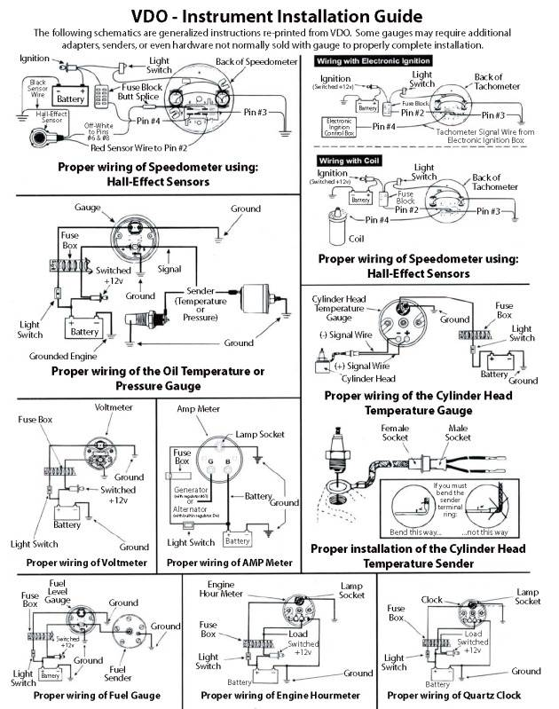 9263410 vdo tachometer wiring diagram efcaviation com vdo gauge wiring at cos-gaming.co