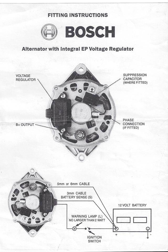 Bosch Starter Wiring Diagram Vw 1 8 Nilzanet – Vw Alternator Wiring Diagram