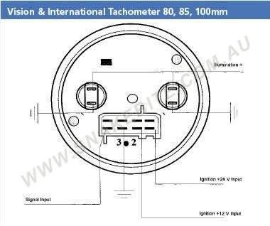 9552661 u s tacho sailing forums, page 1 vdo tachograph wiring diagram at mifinder.co