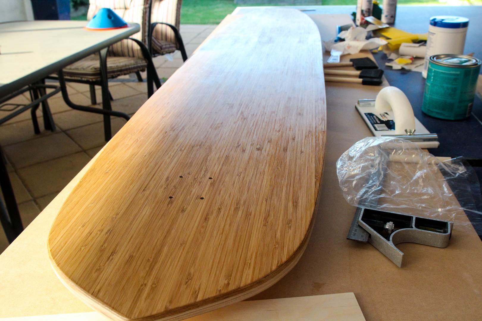 Classic Hamboard Build Stand Up Paddle Forums Page 1
