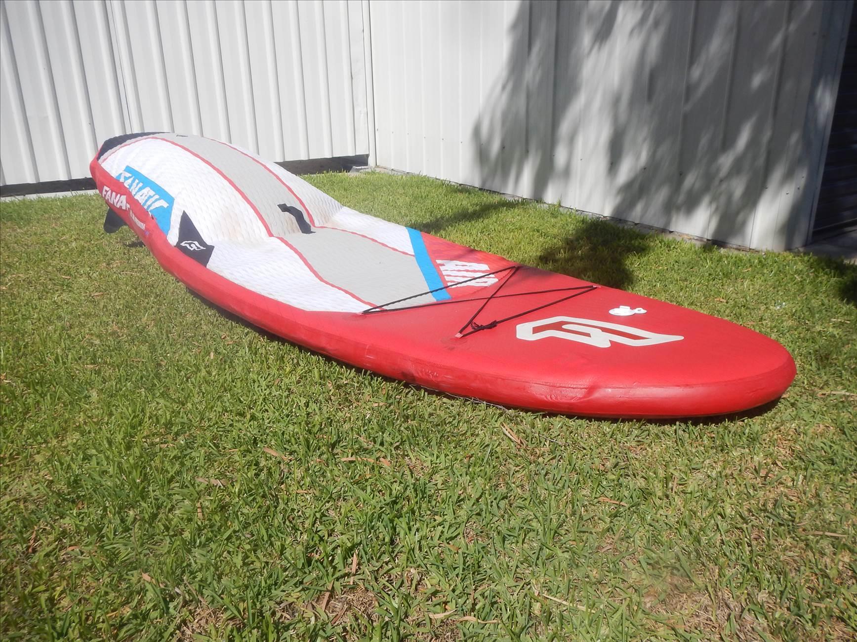 Conseil hernie ( bulle d'Air) paddle  11784548
