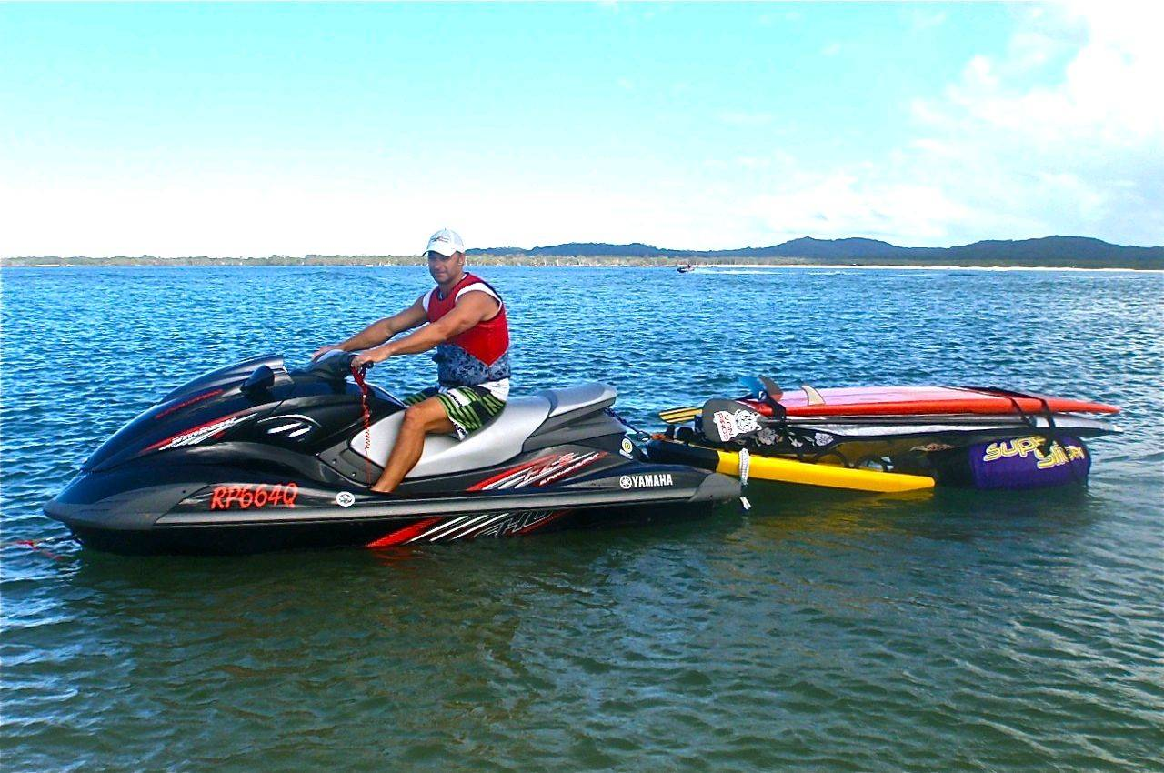 Jet Ski Tow Bar - Jet Specifications and Photos Vertiflux Info