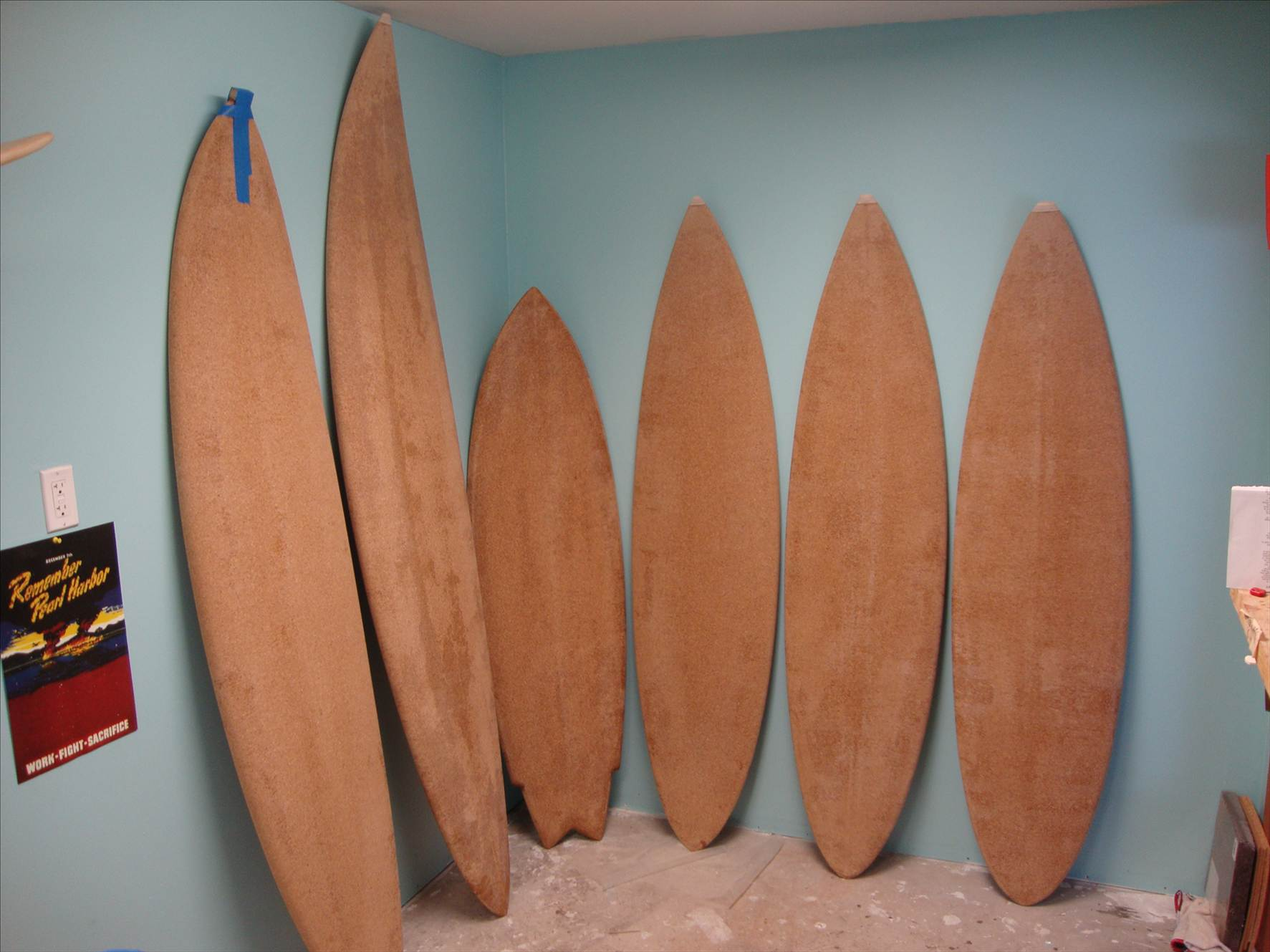 Cork Sandwich Construction Stand Up Paddle Forums Page 2