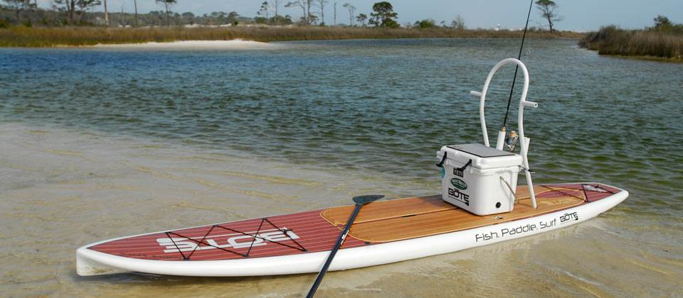 your own fishing rod rack