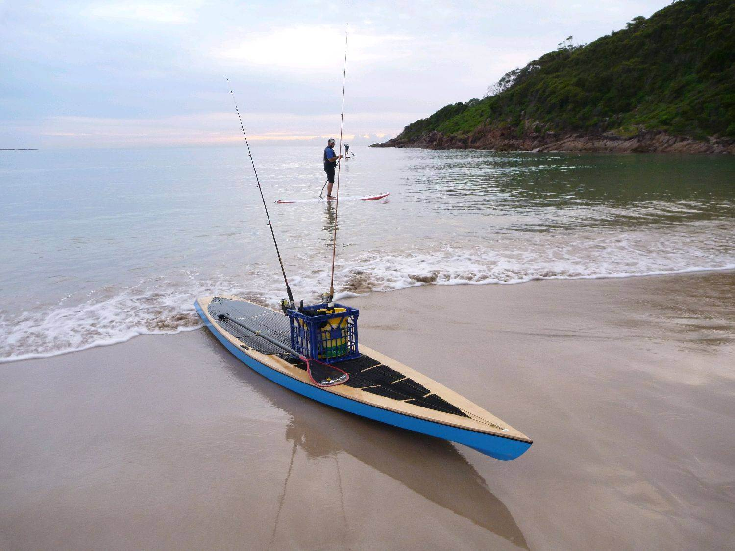 Bote fishing sup boards stand up paddle forums page 1 for Paddleboard for fishing