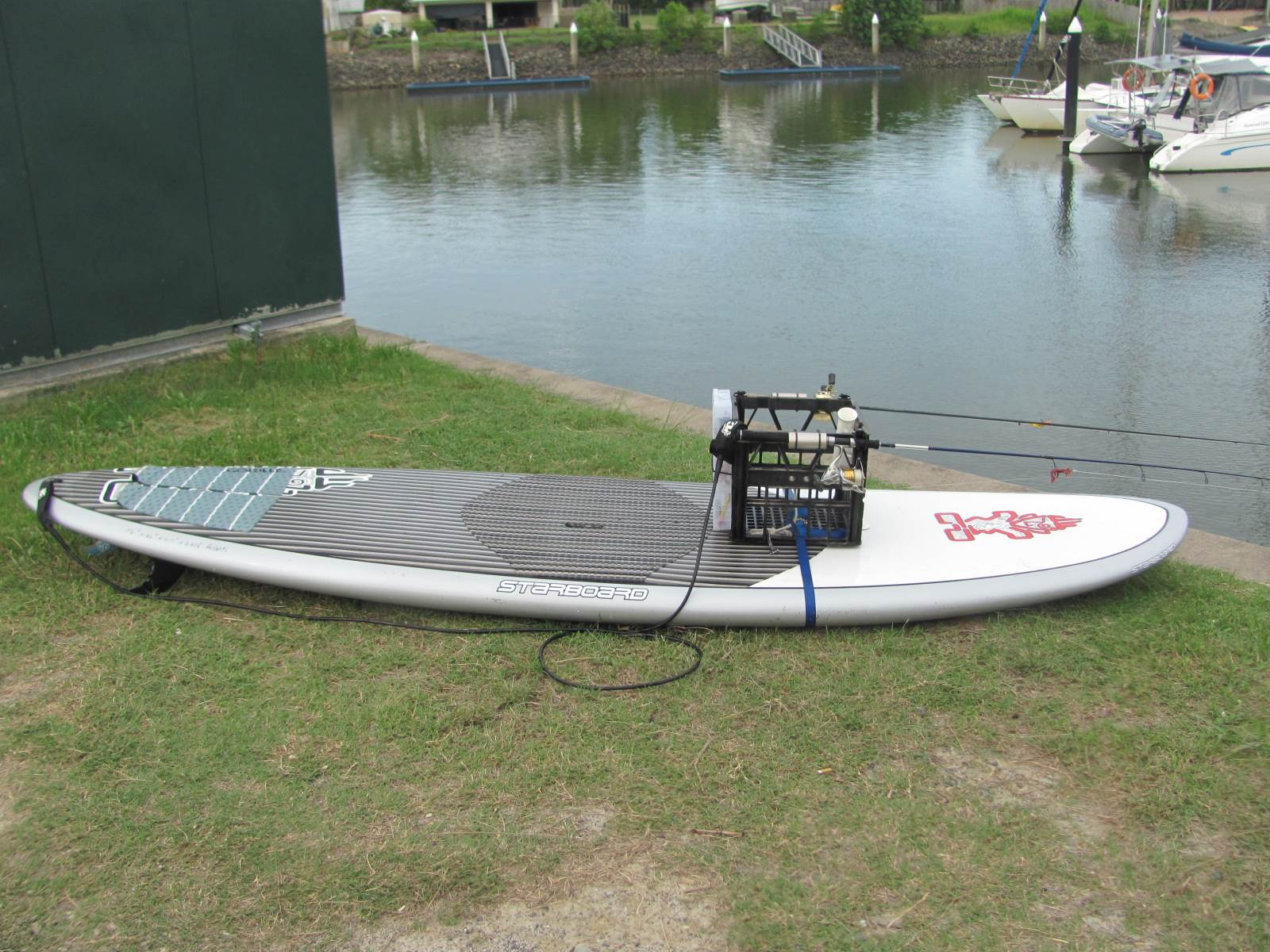 Sup fishing stand up paddle forums page 1 for Paddleboard for fishing