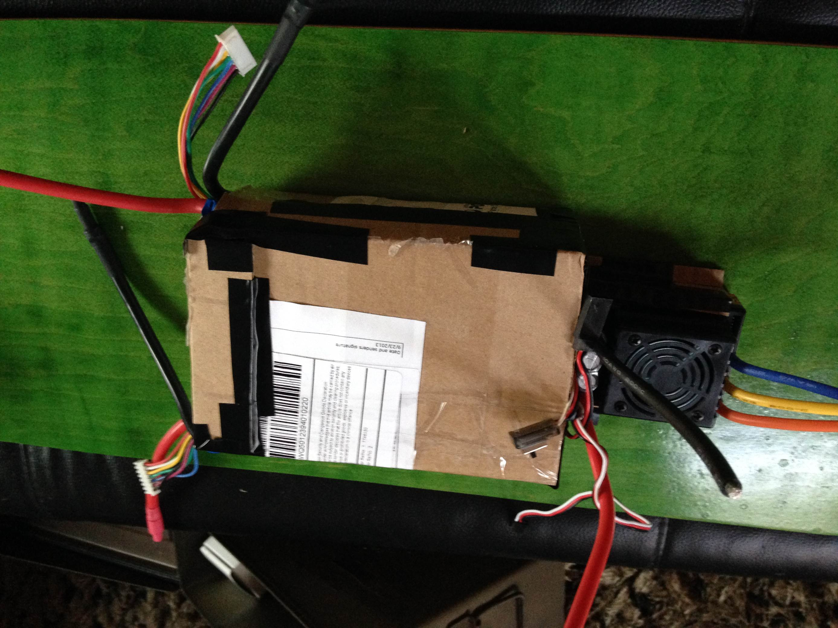 Ditch The Paddle Diy Electric Skateboard Stand Up Forums Electrical Wiring Australia