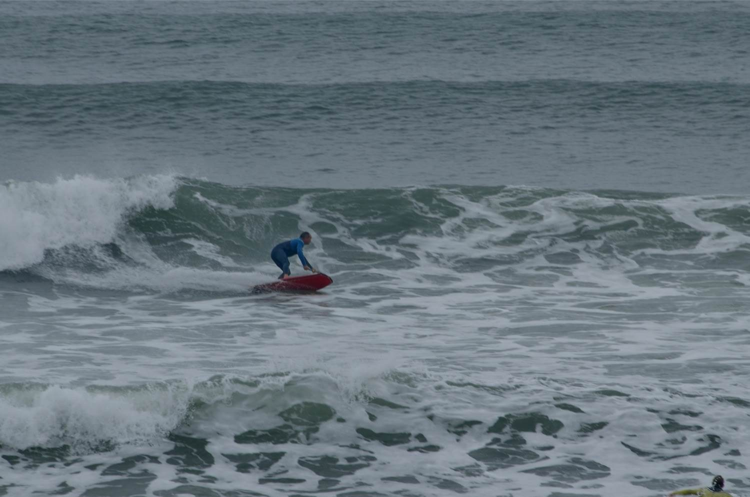 how to turn around after paddling to catch a wave