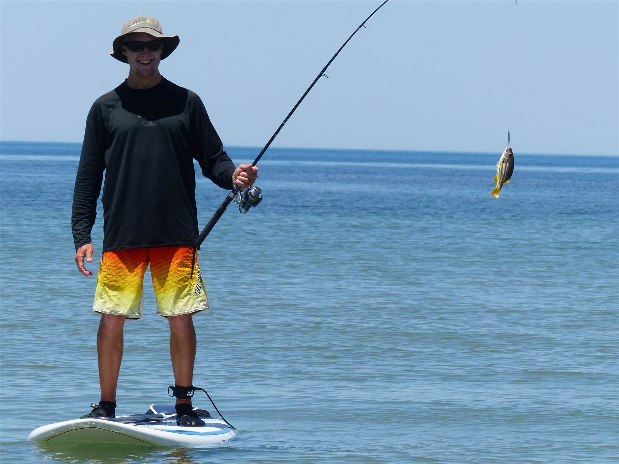 Sup fishing stand up paddle forums page 1 for Sup fishing board