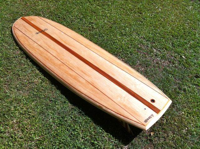 Build Your Own Surfboard Kit