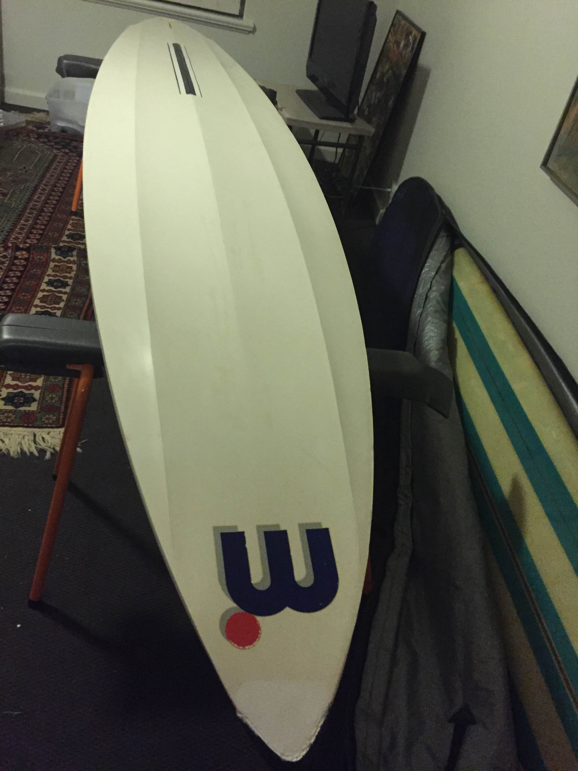 Mistral Equipe LCS XR 1988 Carbon | Windsurfing Forums, page 1