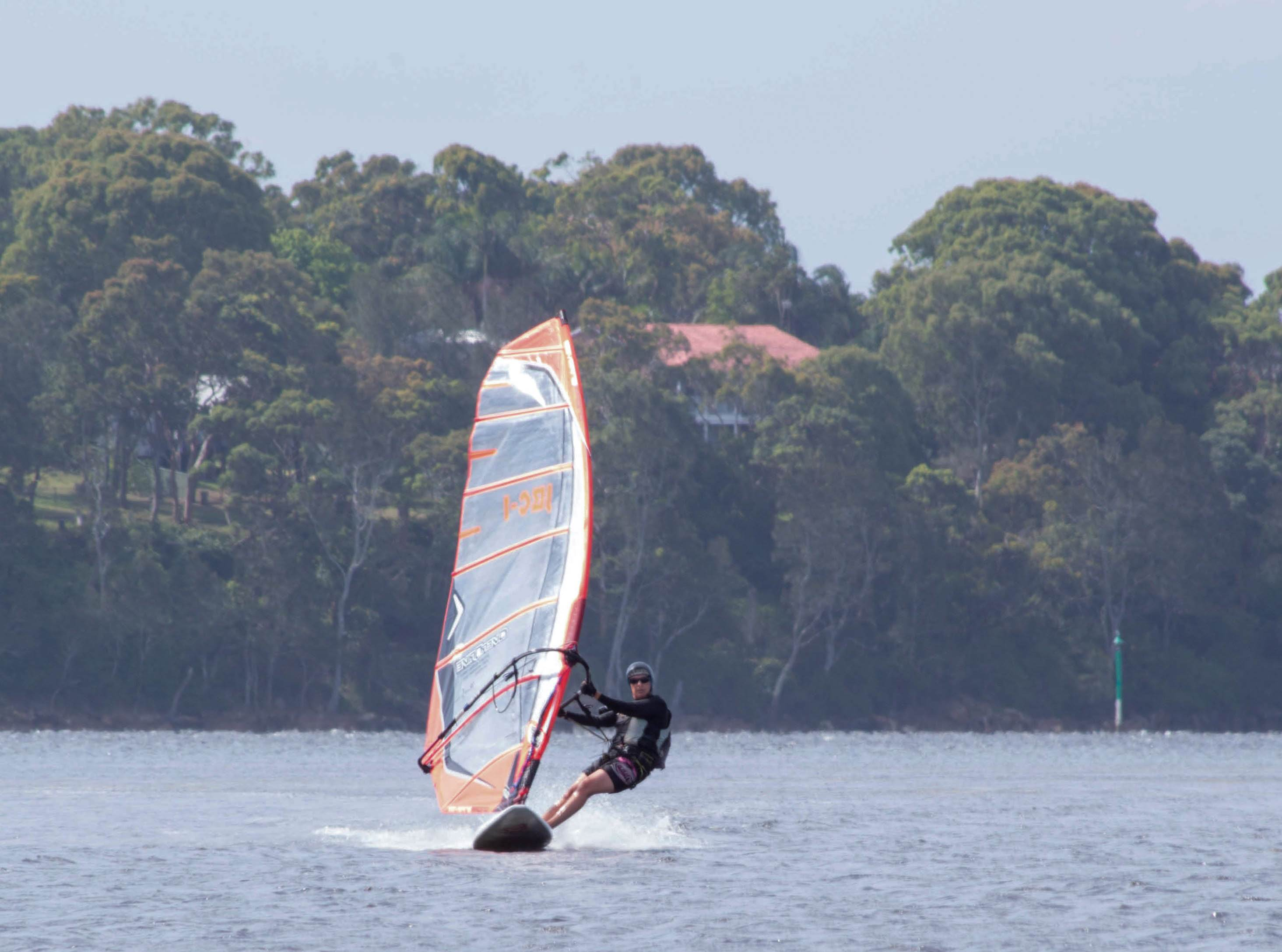 Go pro whizmount pics in use | Windsurfing Forums, page 1