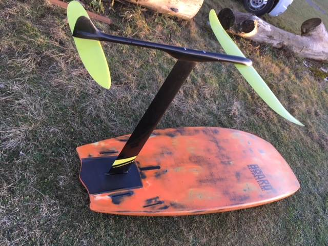 Windfoil Crossover Boards (SUPsurf, SUPfoil) | Windsurfing