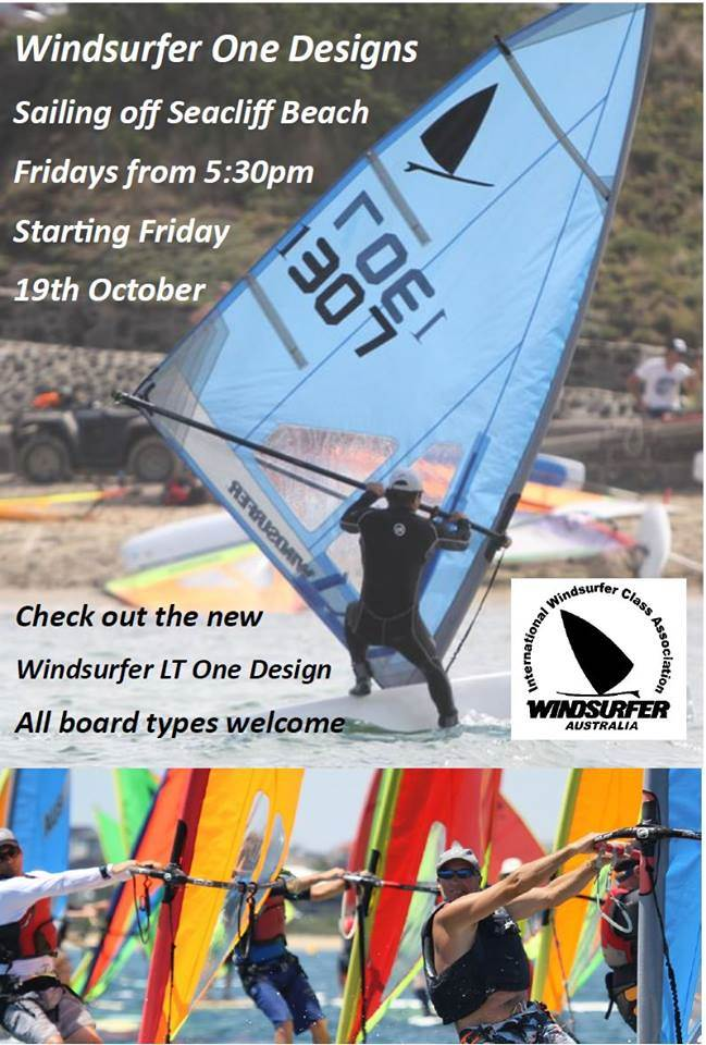 Friday Evening Racing at Brighton & Seacliff yacht Club