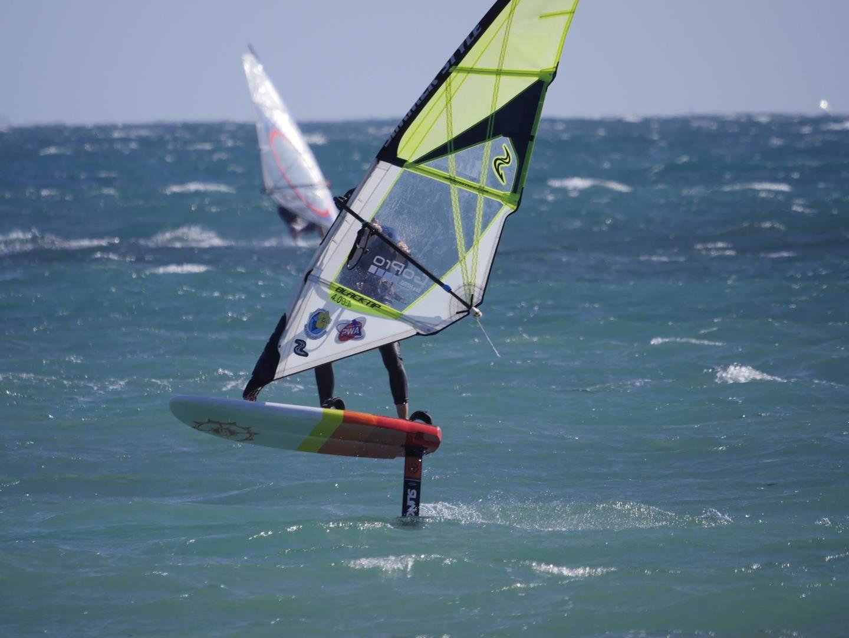 Slingshot Windfoil
