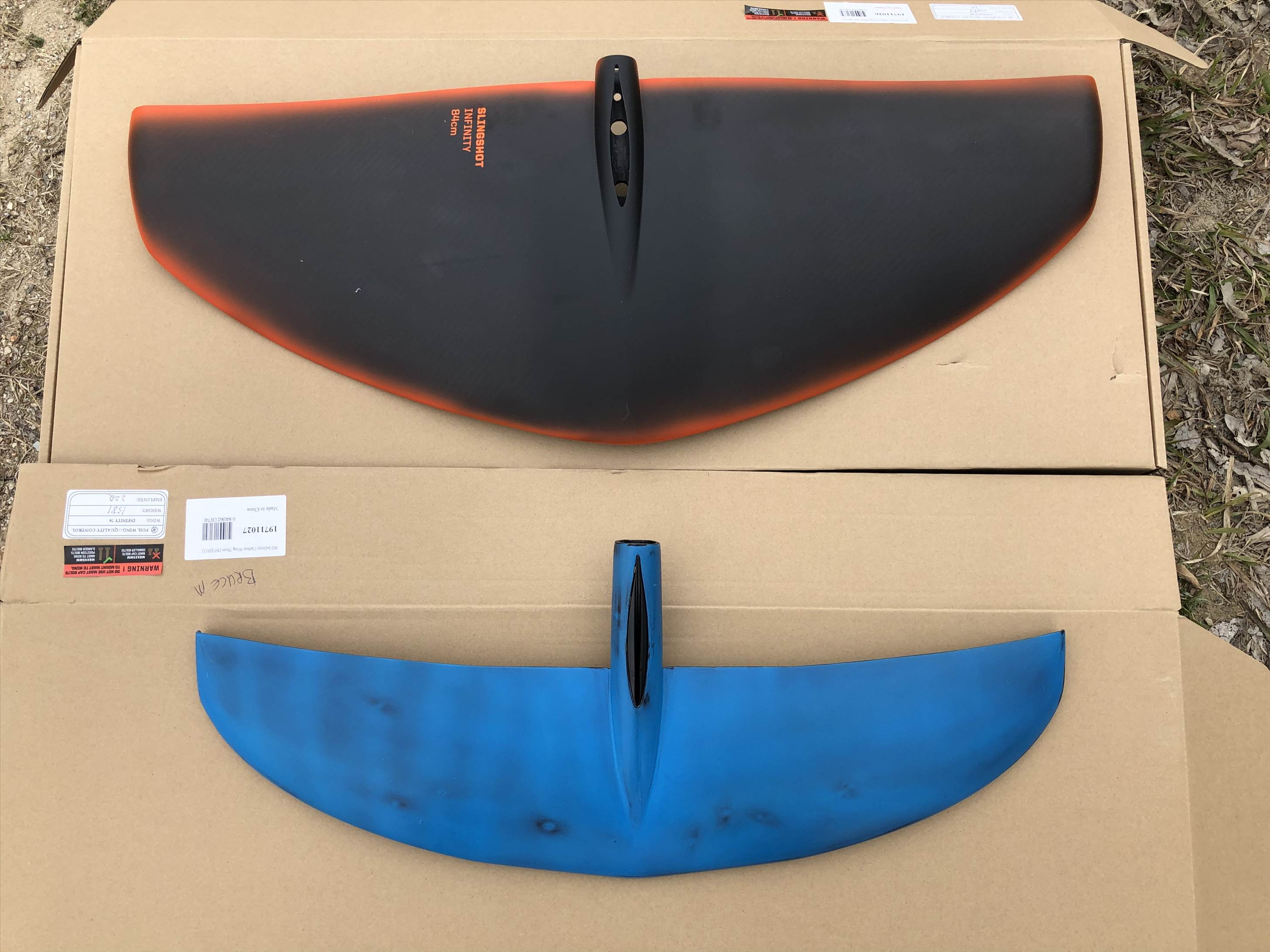 Windfoil downwinding ocean swells | Windsurfing Forums, page 1